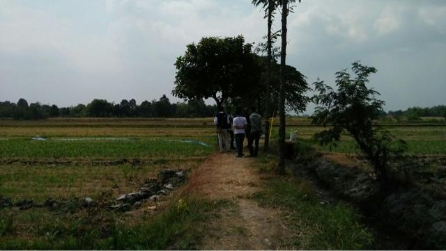 Rebutan Air Irigasi, Petani Tewas Dibacok