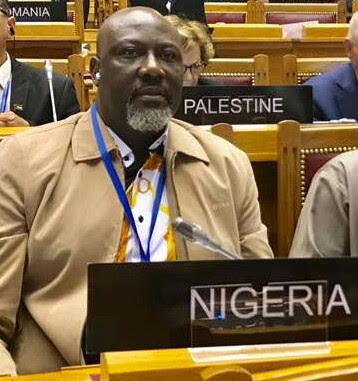 IPU:Melaye calls for urgent rejigging in world economic policy to fast track development