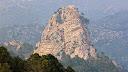 Punta di u Castellacciu et les voies de montée/descente utilisées