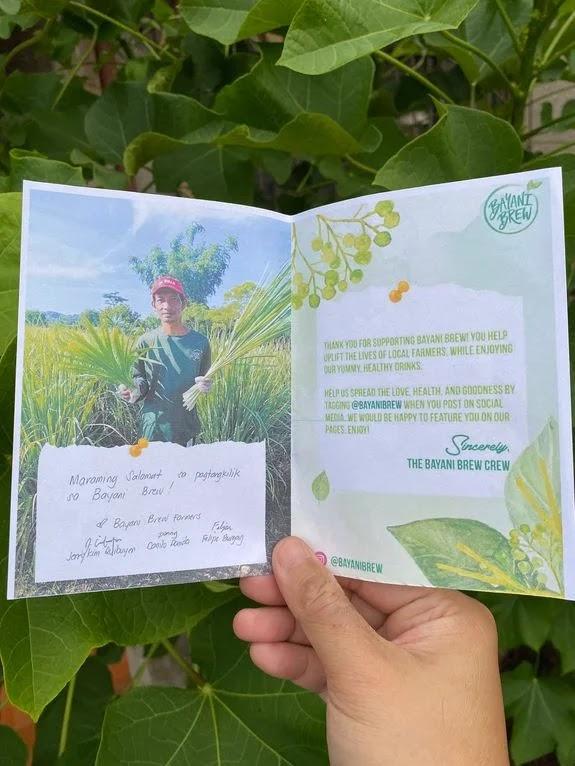 Bayani Brew supports farmers and Gawad Kalinga