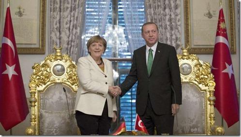 Mutti und der Sultan