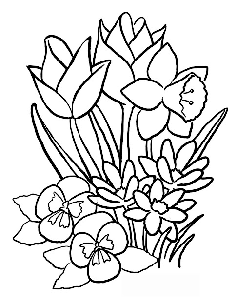 Amazing Flowers Coloring Pages On Flower Mandala Coloring Pages For Adults