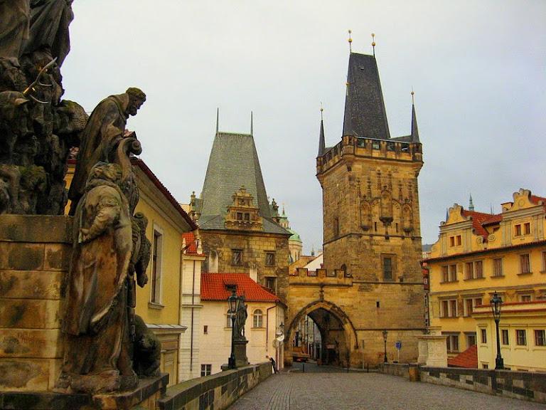 Prag - deo 2/5 - četvrt grada - Mala Strana (Malá Strana)