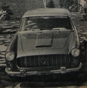 Lancia 1960 Flaminia Coupé