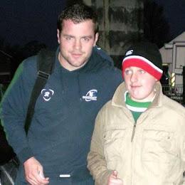 Ulster v Connacht, 11th April 2008