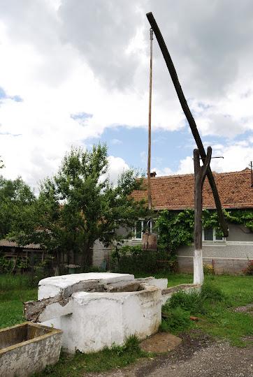 Ziehbrunnen in Soars
