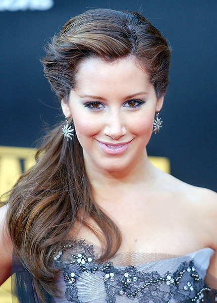 Hairstyles Gallery Celebrity Ponytail Hairstyle Pictures