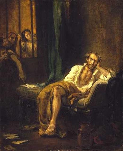 Delacroix Le Tasse Fondation Reinhard