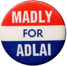 Madly for Adlai