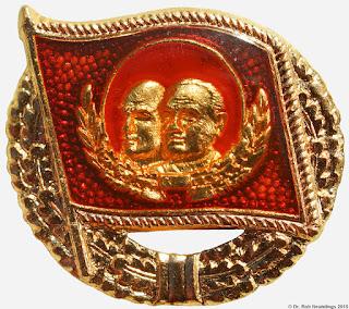 1896 Thälmann Bronze mini medailles