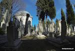 Suleymaniye Moskee begraafplaats
