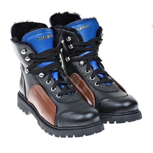 Ботинки детские Dsquared2 57199 VAR 1 купить