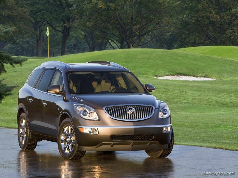 2012 buick enclave suv specifications pictures prices. Black Bedroom Furniture Sets. Home Design Ideas
