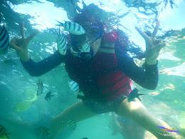 family trip pulau pari 140716 Nikon 21