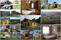 Collage Casa Rural el Rodeno y alrededores