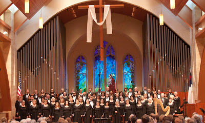 NEW JERSEY CHORAL SOCIETY AT THE WESTSIDE PRESBYTERIAN CHURCH. Photos by TOM HART/ FREELANCE PHOTOGRAPHER