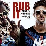 Andrea Damante - Rub It (feat. Rich The Kid & Ray J) - Single Cover