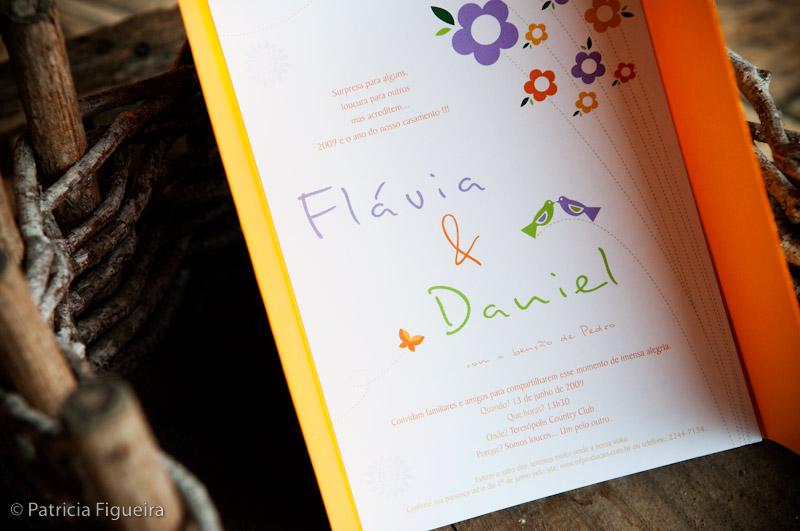 Foto de casamento 0014 de Flavia e Daniel. Marcações: 13/06/2009, Amanda Designer, Casamento Flavia e Daniel, Convite, Convite de Casamento, Teresopolis.