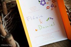 Foto 0014. Marcadores: 13/06/2009, Amanda Designer, Casamento Flavia e Daniel, Convite, Convite de Casamento, Teresopolis