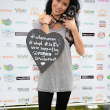 WWW.ENTSIMAGES.COM -    Funda  Onal from made in Chelsea    at       Pup Aid at Primrose Hill, London September 6th 2014Puppy Parade and fun dog show to raise awareness of the UK's cruel puppy farming trade. Pup Aid, the anti-puppy farming campaign started by TV Vet Marc Abraham, are calling on all animal lovers to contact their MP to support the debate on the sale of puppies and kittens in pet shops. Puppies & Celebrities Return To Fun Dog Show Fighting Cruel Puppy Farming Industry.                                              Photo Mobis Photos/OIC 0203 174 1069