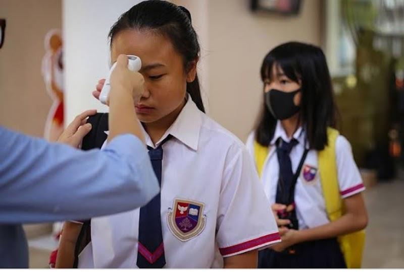 Pandemi: Haruskah Pergi Ke Sekolah?