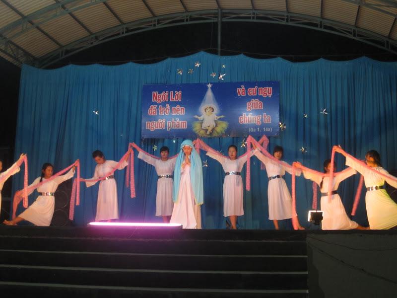 Giáo điểm Trà Giang mừng lễ Chúa Giáng Sinh