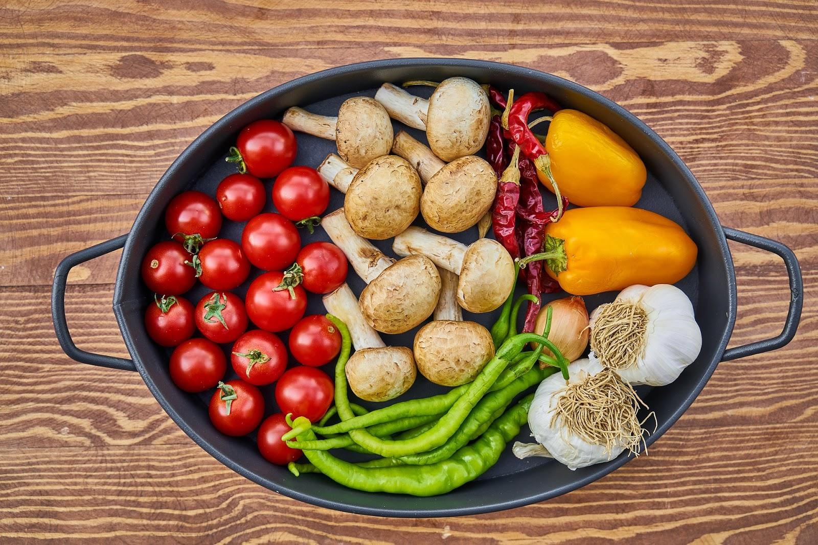 Jak zaplanować posiłki na cały tydzień?