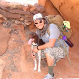 Mac and I (Rafa) at the Zion National park, Utah