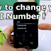 Android Mobile का IMEI Number कैसे Change करे