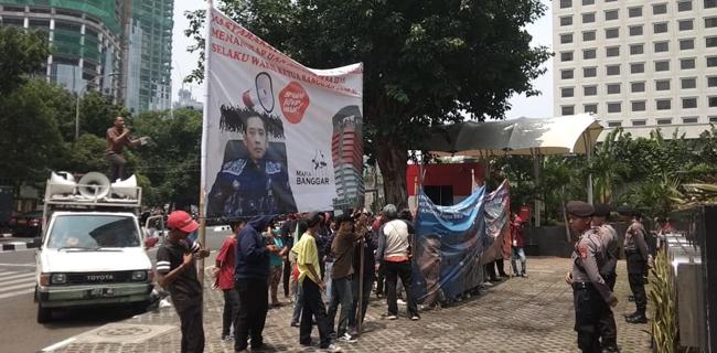 Diduga Terlibat Banyak Kasus, Massa Gempur Desak KPK Tangkap Ibas Putra SBY