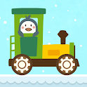 Labo Train - Draw & Race Your Own Trains Kids Game icon