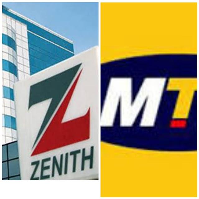 Zenith Bank, MTN Nigeria, SEPLAT Post Gains, As Investors Gain N54.42 Billion At NSE On Tuesday ~Omonaijablog