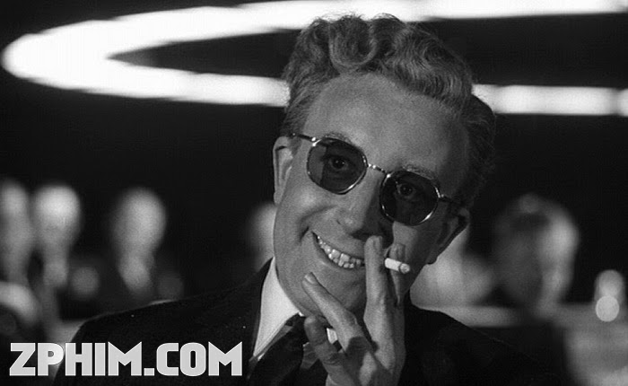 Ảnh trong phim Bác Sĩ Strangelove - Dr. Strangelove or: How I Learned to Stop Worrying and Love the Bomb 1