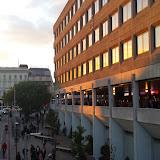 Лондон Бридж на закате 7 октября 2014