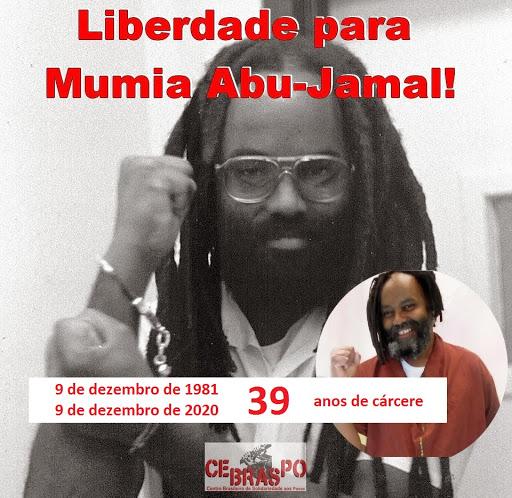 Liberdade Para Mumia Abu-Jamal!