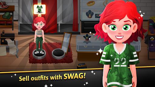 Hip Hop Salon Dash - Fashion Shop Simulator Game 1.0.3 screenshots 3