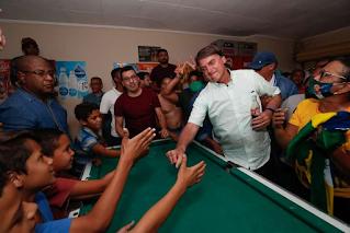Sem auxílio emergencial aprovação de Bolsonaro despenca no Nordeste