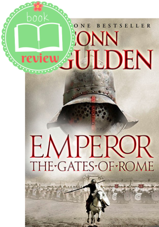 the emperoro the gates of Rome