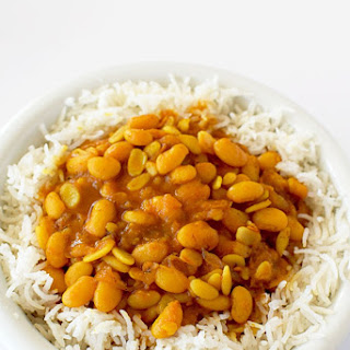 Israeli Rice and Beans.