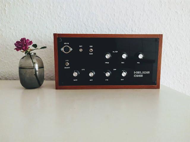 Helios One Arduino synth