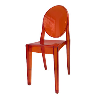 Kartell + Philippe Starck Victoria Ghost Chair #1