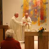 1. Gottesdienst in der Krankenhauskapelle