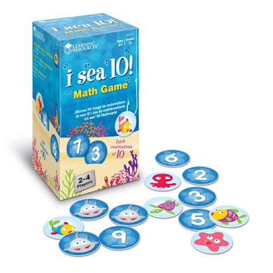 I see 10! juego para el cálculo mental