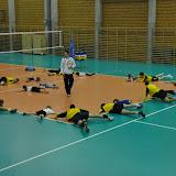 Trening z siatkarzami Młodej Ligi - Lotos Trefl Gdańsk