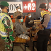 Sasar Pelanggar Prokes, 3 Pilar Rungkut Razia di Warkop