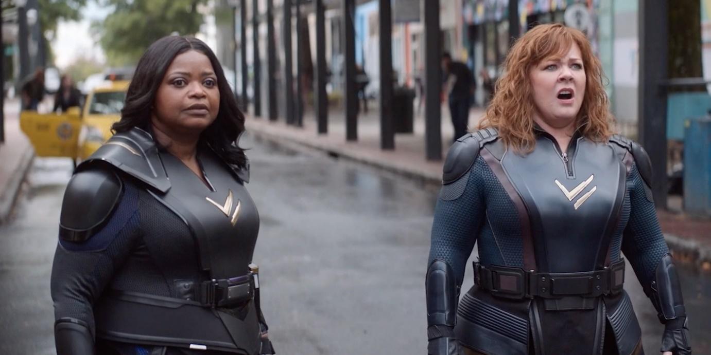 Thunder Force Trailer Reveals Melissa McCarthy, Octavia Spencer in Action