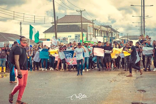 #EndSARS: Bayelsa Youths Reject Judicial Panel of Inquiry Inaugurated By The Governor For Excluding EndSars Representatives