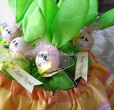 cestino coniglietti