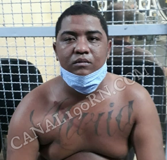 Rei do Crime executado Na Cidade de Mossoró No bairro Santo Antônio