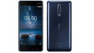 Nokia 8 Sirocco With Wireless Charging Technology and 18:9 ratio Bezel-less Display ~ Specs and Price